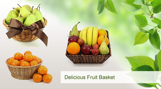 fruit basket for delivery