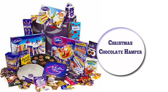 1_Christmas Chocolate Hamper