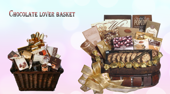 36_Chocolate lover basket