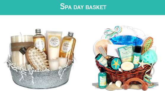 36_Spa day basket