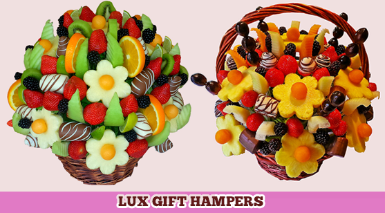 lux gift hampers
