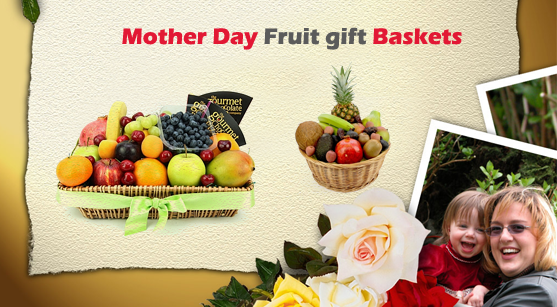 mother's day fruit baskets delivered