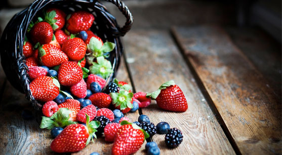 healthy fruit baskets fruits healthy for skin