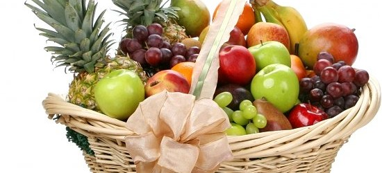fruit baskets for delivery UK